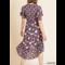 Sweetheart Neck Midi Dress