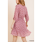 Polkadot Crossbody Dress