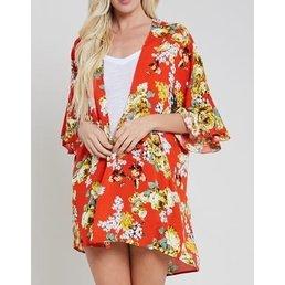 Floral Kimono 3