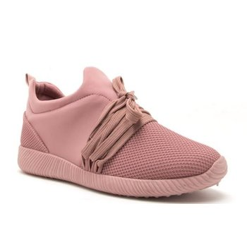Casual Sneaker W/ Laces