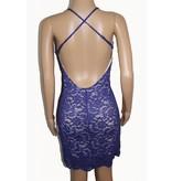 Spy Zone Exchange Purple Lace Dress
