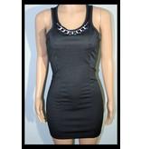 Black Mini Dress Size Medium