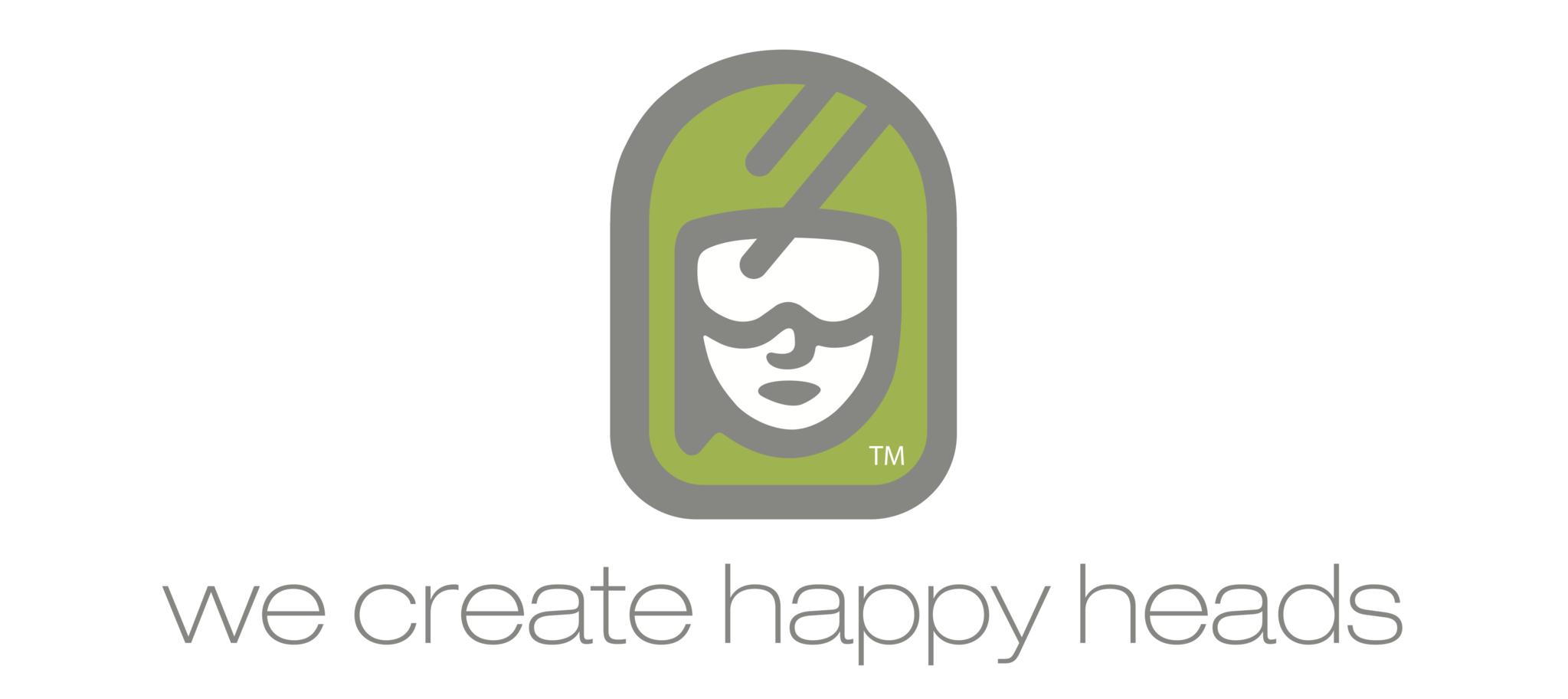 we create happy heads