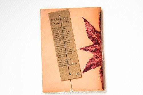 Botanical Journal- Burgundy