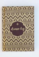 *Dream Big Metallic Journal