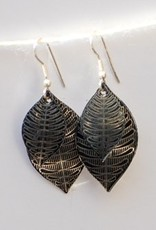 Silver Sanctuary Hanging Earring