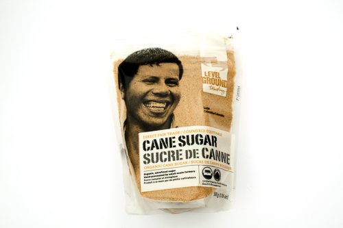 Organic Whole Cane Sugar, 1.1lb