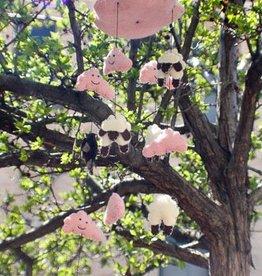 Pink Sheep Mobile