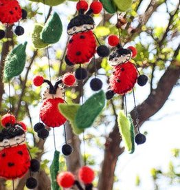 Ladybug Mobile