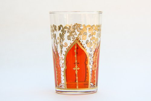 Tamansour Tea Glass