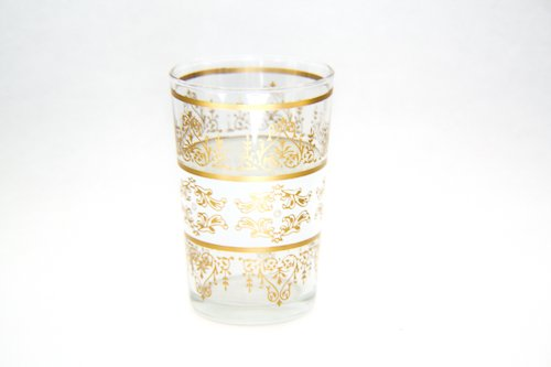 Tunis Tea Glass