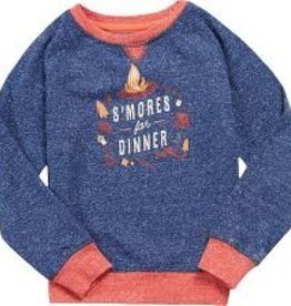 United By Blue UBB Youth S'mores Crew Pull Over