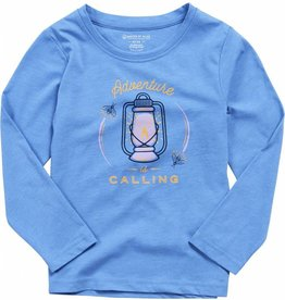 United By Blue UBB Kids longsleeve Adventure is Calling