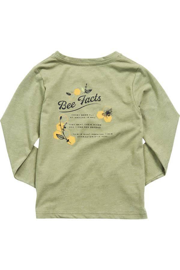 United By Blue UBB Kids longsleeve Honeybee