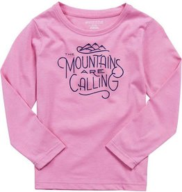 United By Blue UBB Kids longsleeve Mountains are calling