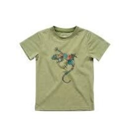 United By Blue UBB Kids short sleeve t-shirt Wild Gecko