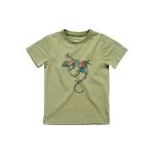 United By Blue UBB Kids short sleeve t-shirt Wild Gecko