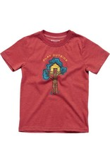 United By Blue UBB Kids short sleeve t-shirt Red Rock