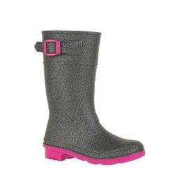 Kamik Canada Kamik Kids Glitzy Rain Boots