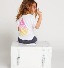 Volcom Volcom Toddler Girl's Last Party Tee