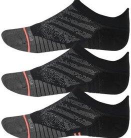 Stance Socks Stance Women's Run UNC Tab 3 pk