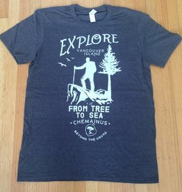 Beyond The Usual Explore Triblend Tee Men's