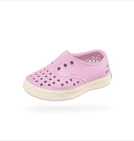 Native Shoes Miller Child Princess Pink/Shell White
