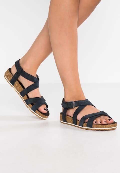 Timberland Timberland Women's Malibu Waves Ankle Strap Sandal