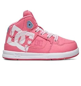 DC Shoe Co. DC Toddler Pure High Top Pink