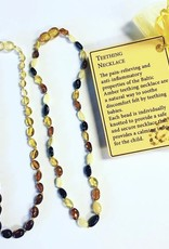 Beyond The Usual Amber Teething Necklaces