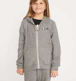 Volcom Volcom Youth Girls Lil Zip Fleece