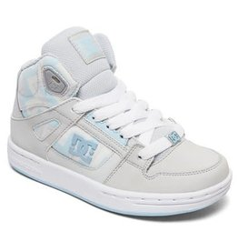 DC Shoe Co. DC Pure HT SP Youth Shoes -Blue/Grey