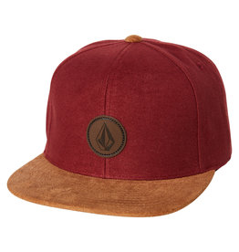 Volcom Volcom Men's Quarter Fabric Hat - One Size