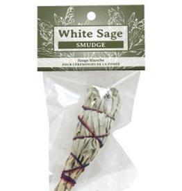 Zenature White Sage Stick - Small (3 inch)