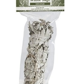Zenature White Sage Stick - Medium (5 inch)