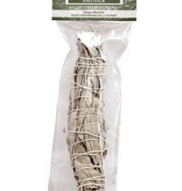 Zenature White Sage Stick - Large (8 inch)