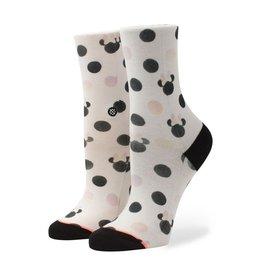 Stance Socks Stance Girls Disney Pastel Dot Minnie - M (11-1)