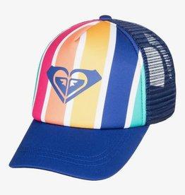 Roxy Roxy Sweet Emotion Hat- Monaco Blue