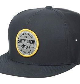 Salty Crew Salty Crew Harbour 5 Panel- Charcoal