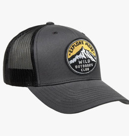 Wild Outdoors Club Explore More Vintage Trucker