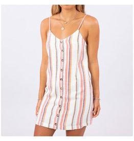 Ripcurl Rip Curl Seaport Stripe Dress