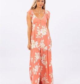Ripcurl Rip Curl Paradise Beach Maxi Dress