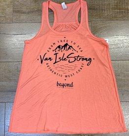 Beyond The Usual Ladies Flowy VI Strong Tank