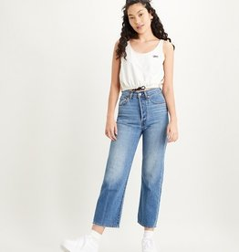 Levis Levi's Ribcage Straight Ankle Jeans for Women