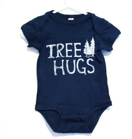 Kindred Coast Kindred Coast Tree Hugs Onesie