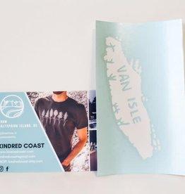 Kindred Coast Kindred Coast Vinyl Transfer Sticker