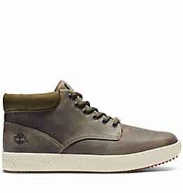 Timberland Timberland Men's City Roam Cup Sole -Olive