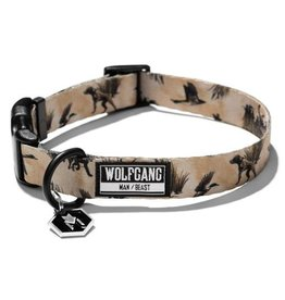 Wolf Gang Man & Beast WGMB Dog Collars Large