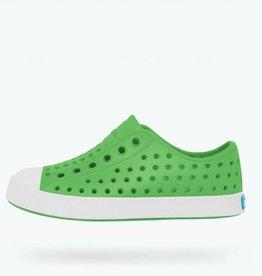 Native Shoes Jefferson Child -Grasshopper Green
