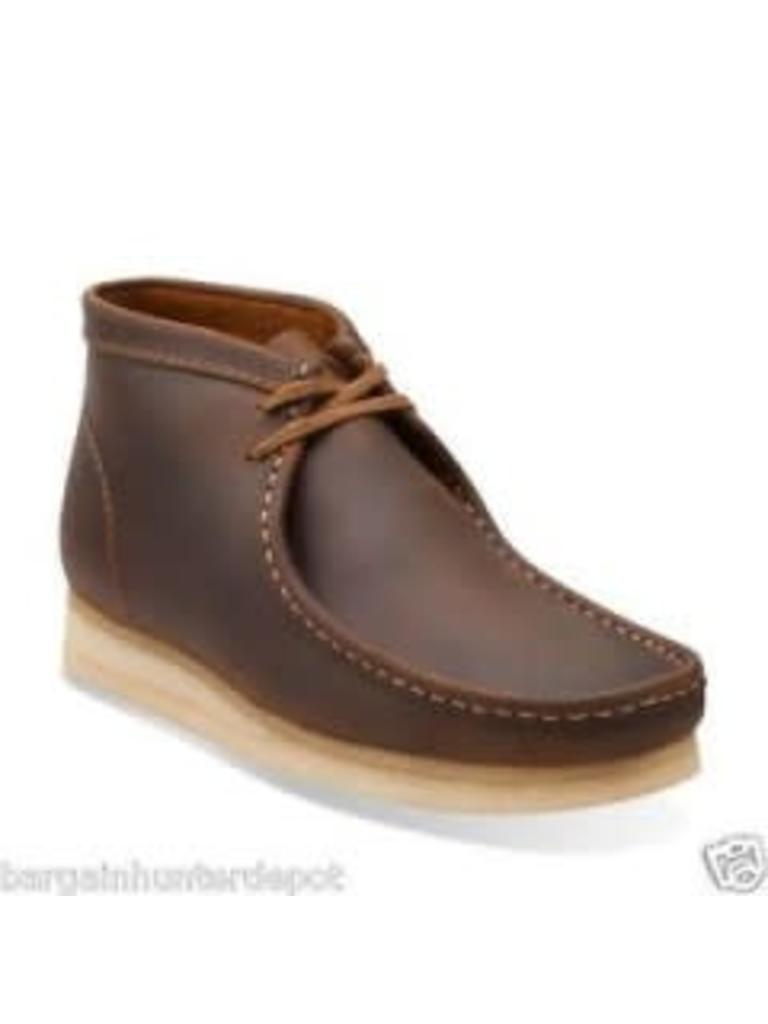 1008f75f092 Wallabee Boot Beeswax 9.0 Medium - Papa's General Store